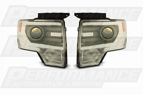 Ford F150 (13-14): OEM HID Headlights