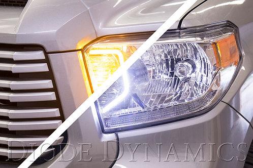 2014-2017 Toyota Tundra Switchback C-Light LED Halos Diode Dynamics