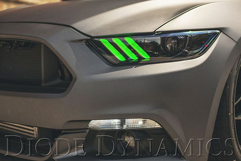 Ford Mustang (15-17): Multicolor DRL LED Boards