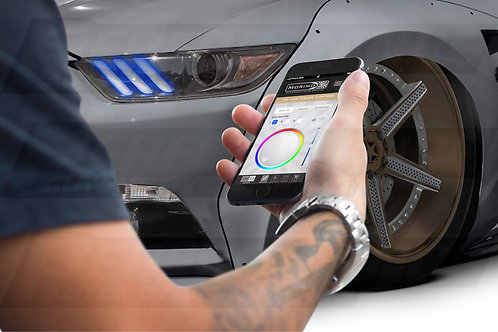 Ford Mustang (15-17): Profile Pixel DRL Boards