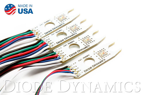 2015-2016 Ford F-150 RGBW LED Boards Diode Dynamics