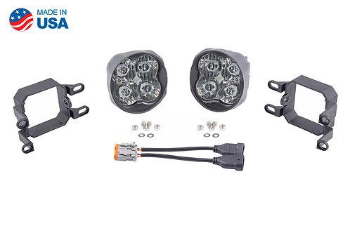 Diode Dynamics SS3 LED Pod Type B Fog Light Kit