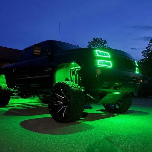Xtreme Blast Rock Lights