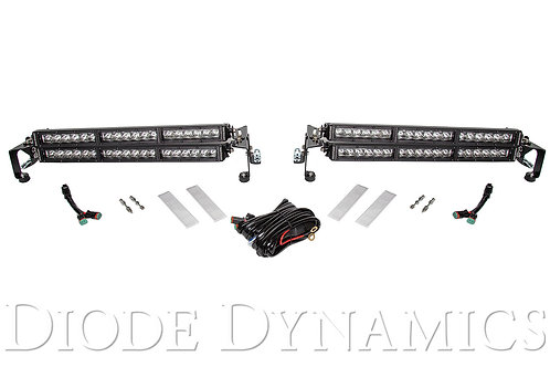 Motorsports Stage Series Kit 18 Inch Diode Dynamics