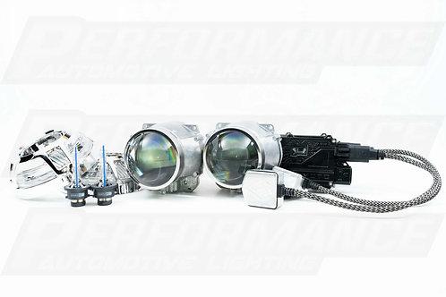 Bi-Xenon: Morimoto FX-R Stage III