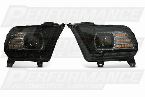 Ford Mustang (10-14) XB LED Headlights