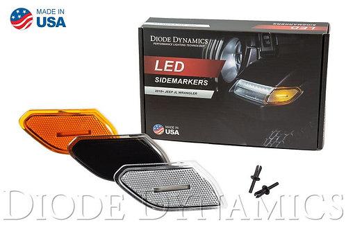 18-19 Jeep JL Wrangler: LED Sidemarker