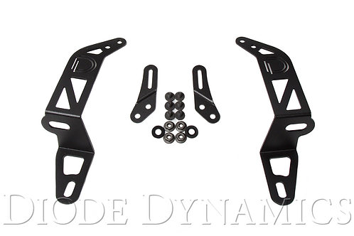 Jeep 2018 SS30 Bumper Bracket Kit Diode Dynamics