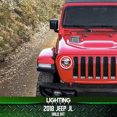 2018 Jeep JL Halo Kit