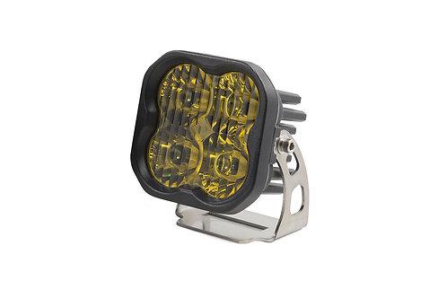 Diode Dynamics SS3 LED Pod Pro Series (Single;Yellow)