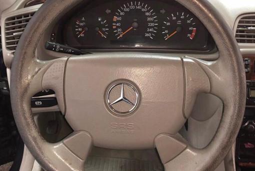 Reparación volante Mercedes CLK 320