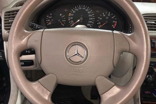 Volante reparado Mercedes CLK 320