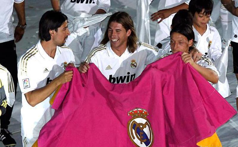 Ramos y Ozil
