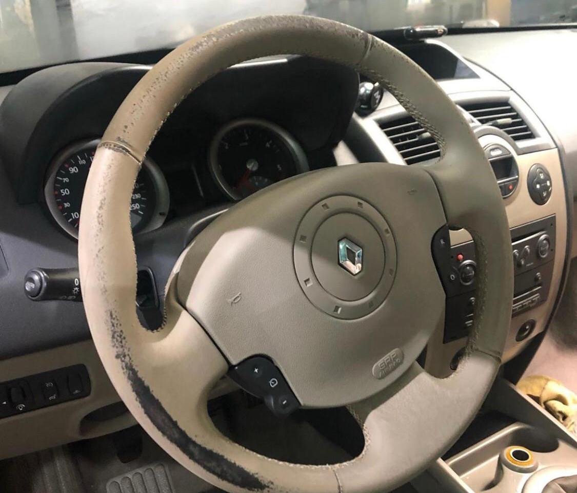 Reparación volante Renault Megane