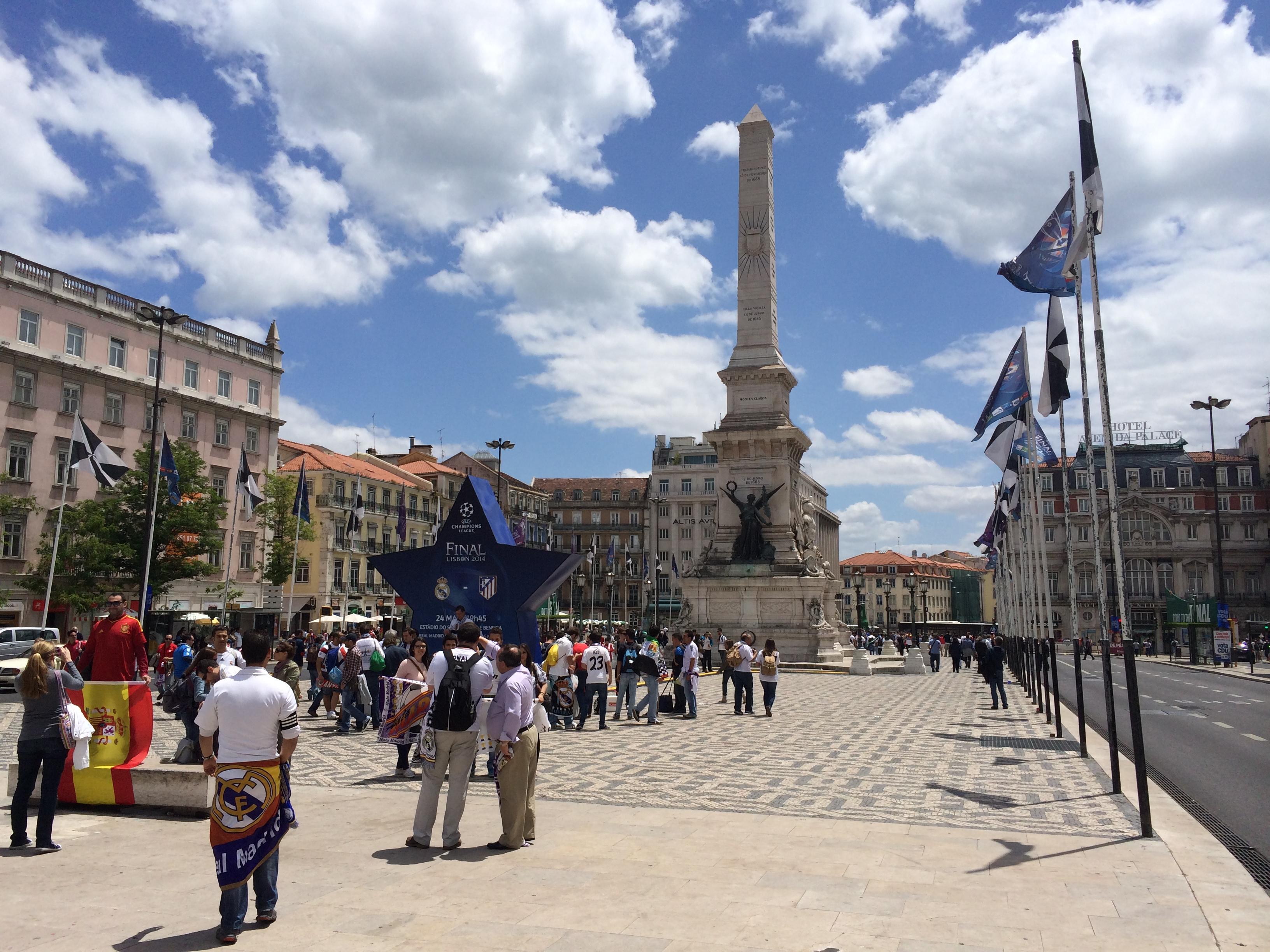 El ambiente de Lisboa