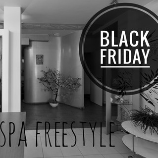 Black Friday в SPA салоне FREESTYLE! Супер цены 25-26 ноября!