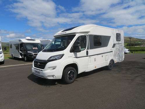 2019 ADRIA COMPACT SL PLUS 3 BERTH MOTORHOME WITH ONLY 3K MILES