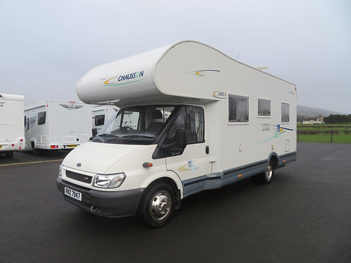 2005 CHAUSSON WELCOME 27 6 BERTH FIXED BED