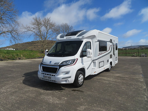 2017 ELDDIS ENCORE 275 2 BERTH END WASHROOM MOTORHOME