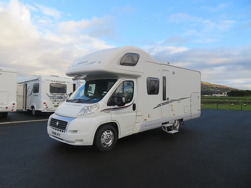 2008 SWIFT SUNDANCE 630G 4 BERTH MOTORHOME