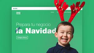 Prepara tu negocio para Navidad