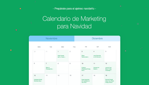 Calendario de Marketing