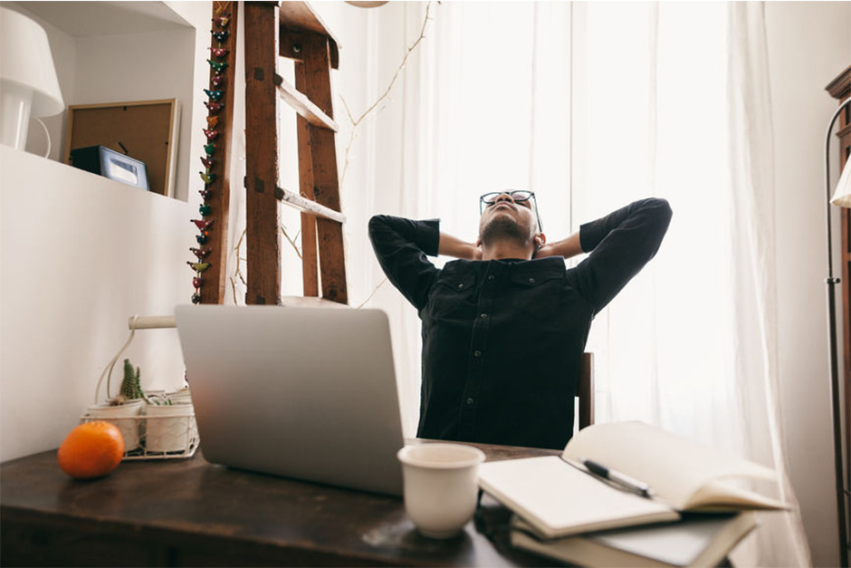 How to deal with stress at work: exercise