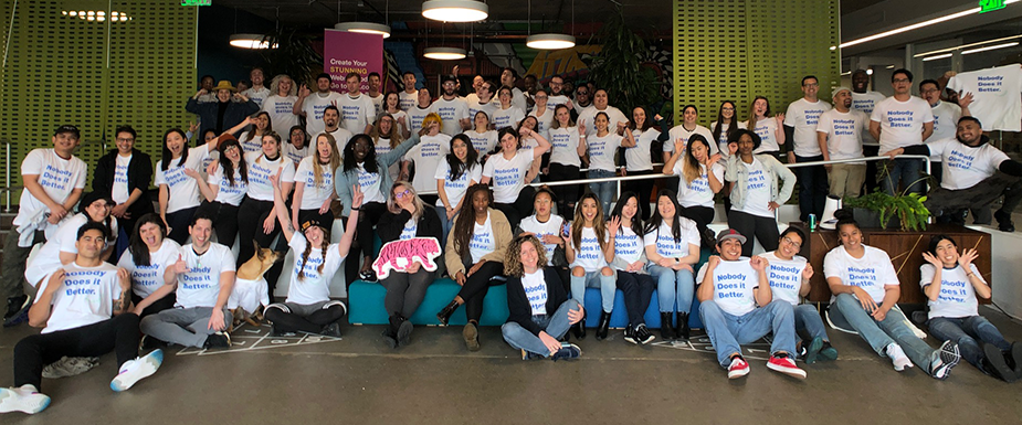 Wix San Francisco International Women's Day 2019