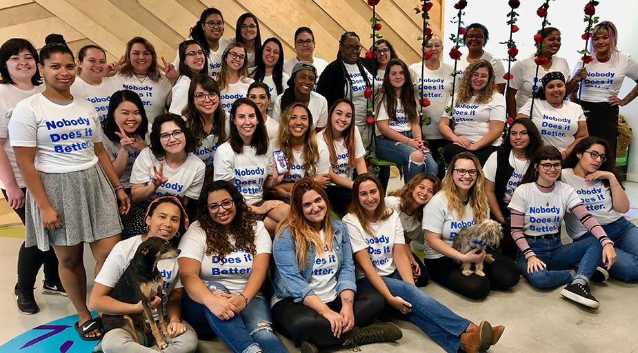 Wix Miami International Women's Day 2019