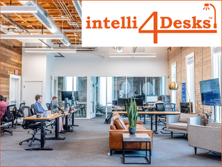 "AtomX Digital launches intelli4Desks, an offering that enables ""Employees – Return to Office"", with"