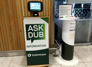 AskDUB | Our AI led Passenger Application for Dublin Airport