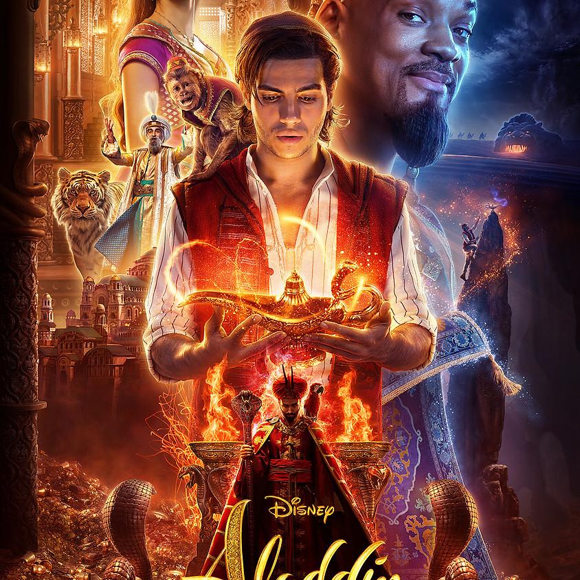 ASG Movie Night - Aladdin