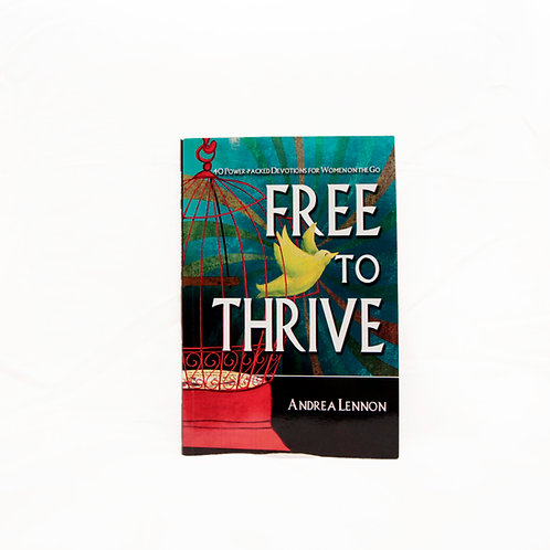 Free to Thrive Book
