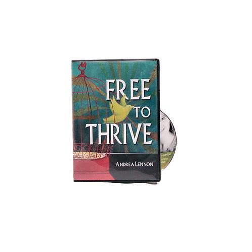 Free to Thrive DVD Set
