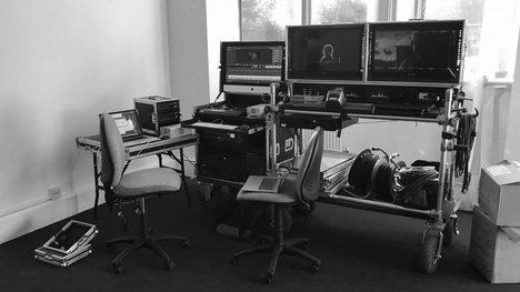 Near set digital dailies lab