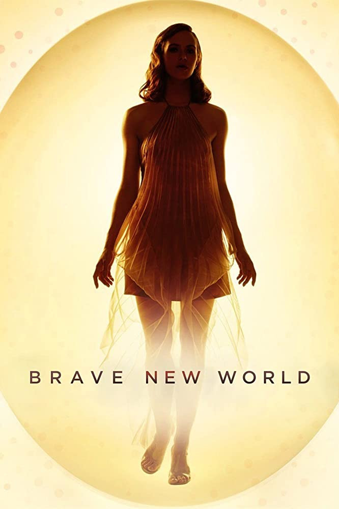 brave new word poster