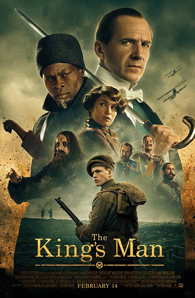 The Kingsman poster