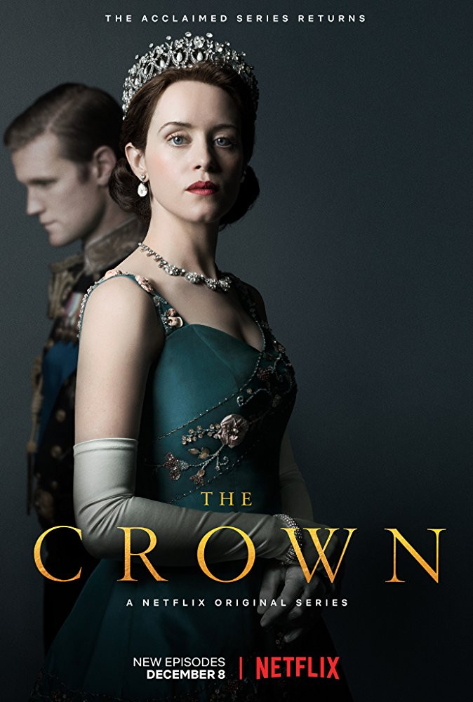 The Crown Film Poster