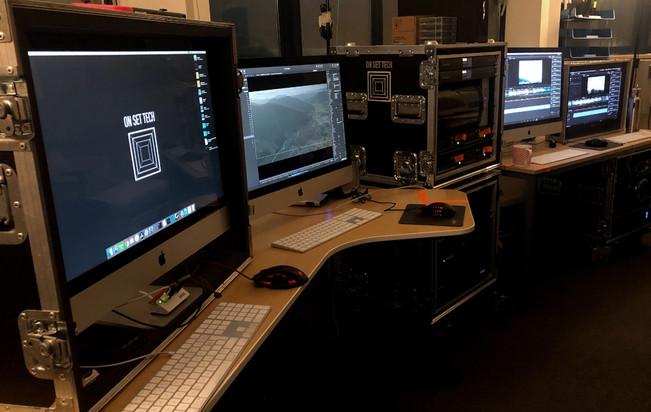 Near Set Lab Setup