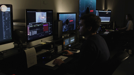 film dailies workflow supervision