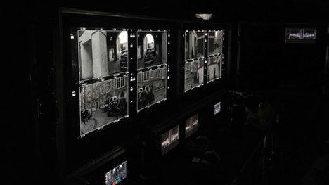 Monitoring an 8 camera Alexa Array