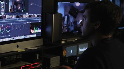 Film & Digital Dailies Lab Technician
