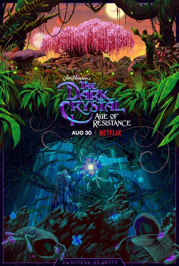 The Dark Cystal movie poster