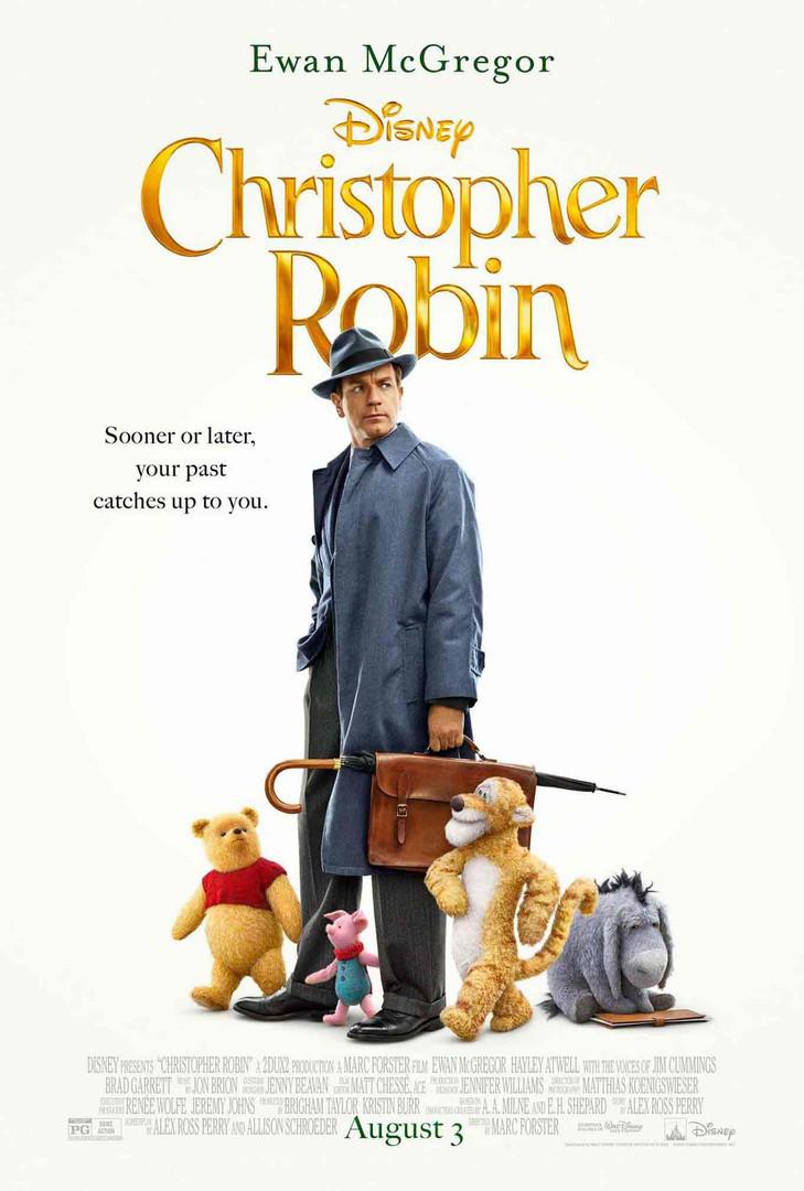 Christopher Robin Film Poster