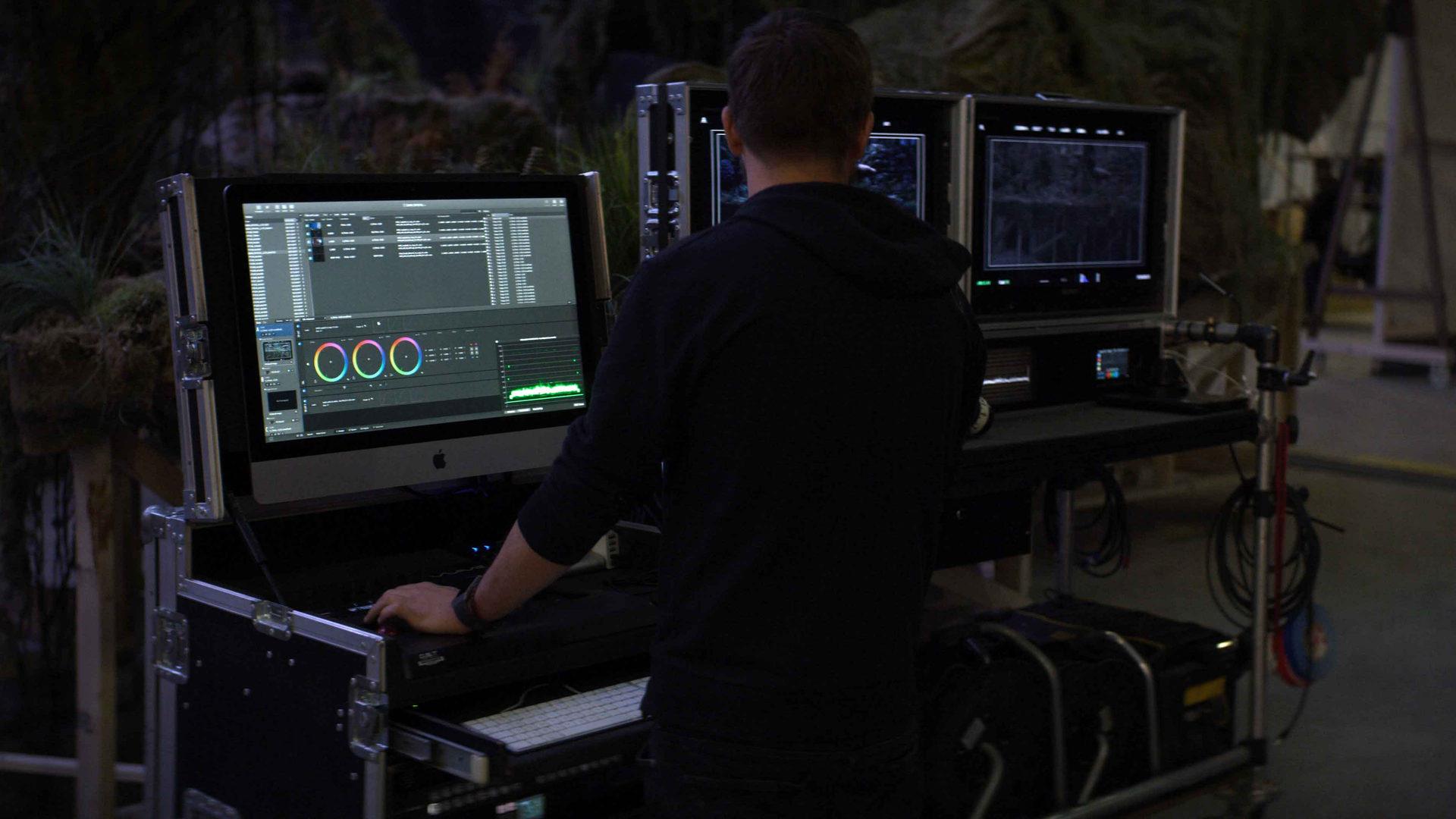 Digital Imaging Technician