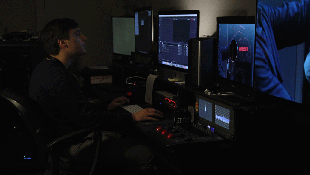 On Set Tech film and digital daiies lab