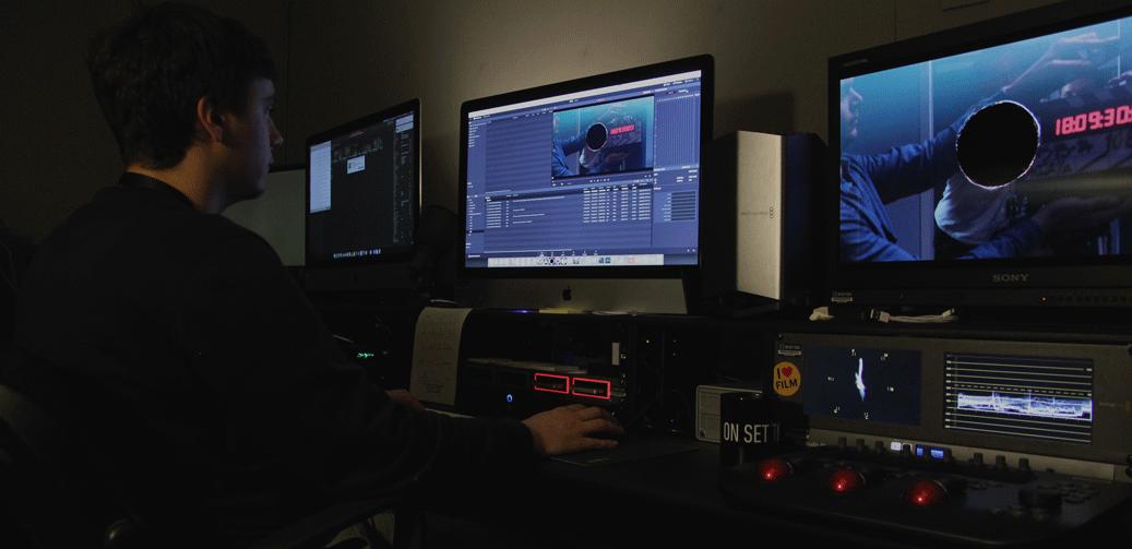 Film & Digital Dailies Lab