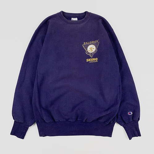 1990s Salomon Champion Sweatshirt (L/XL)
