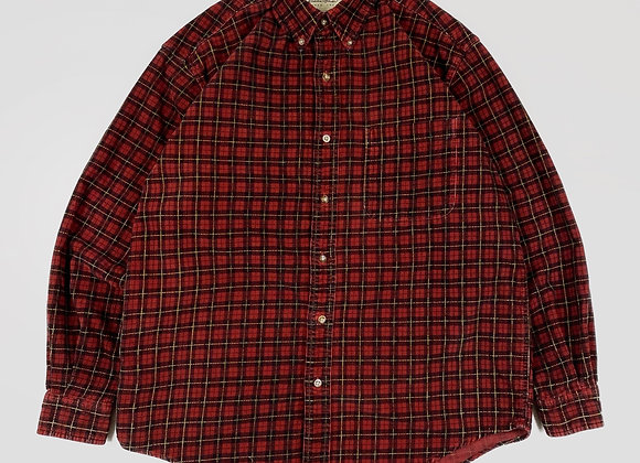 Eddie Bauer Plaid L/s Shirt (L/XL)