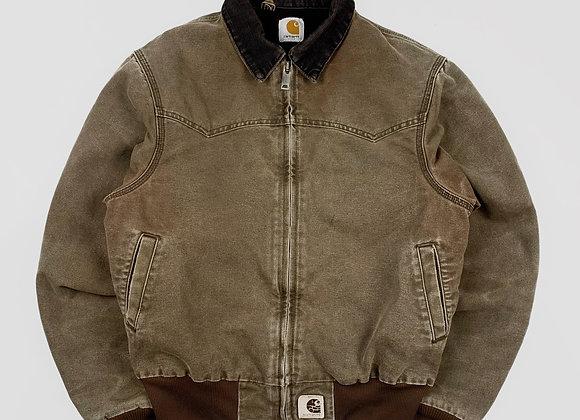 1980s Carhartt Sun-Faded Jacket (M/L)